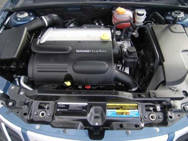 Saab B207 engine