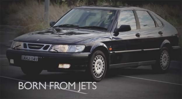 Saab - Born from Jets