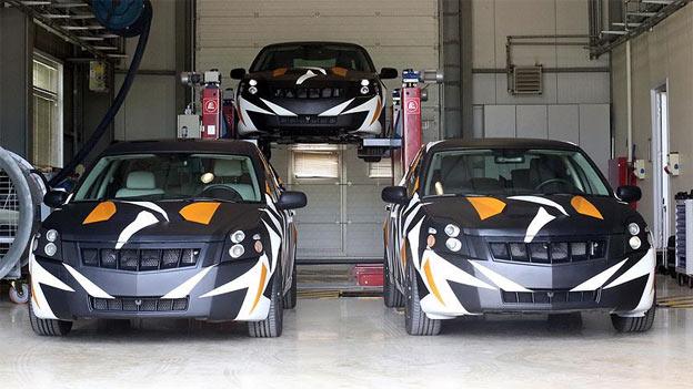 Rebadged Saab 9-3 is Turkey's New National Car!