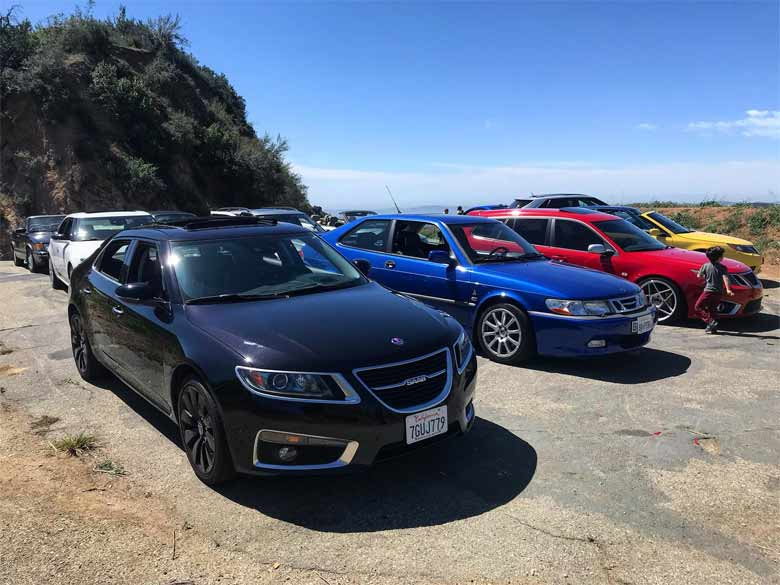 Saab Club California