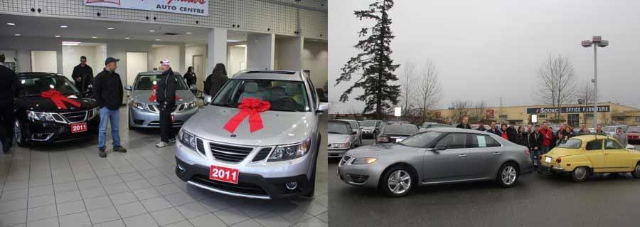 The Saab Club of Western Canada 1