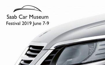 Saab Car Festival 2019