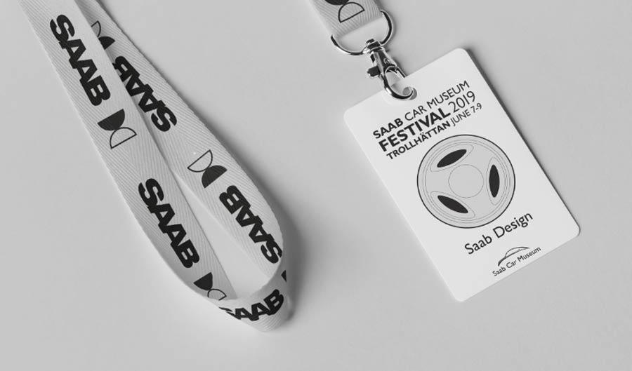 Saab Car Museum Festivalpass 2019