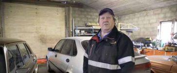 Bengt's 300 Saab cars