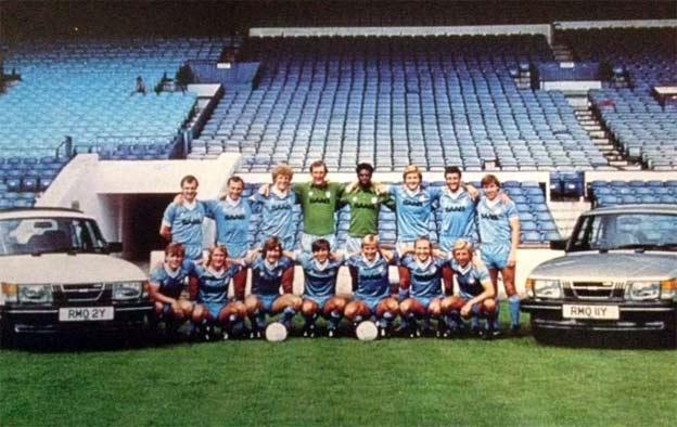 Saab & Manchester City