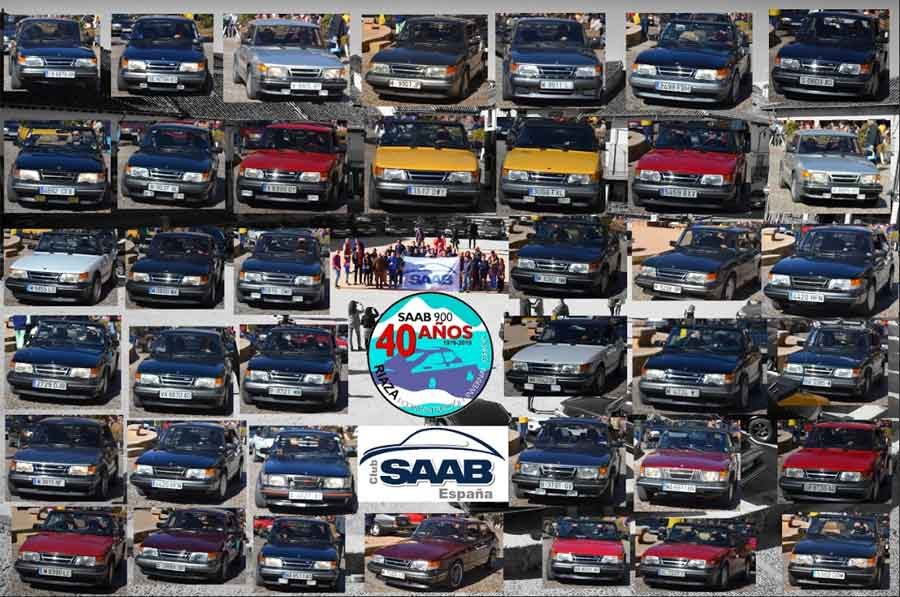Saab Club Espana