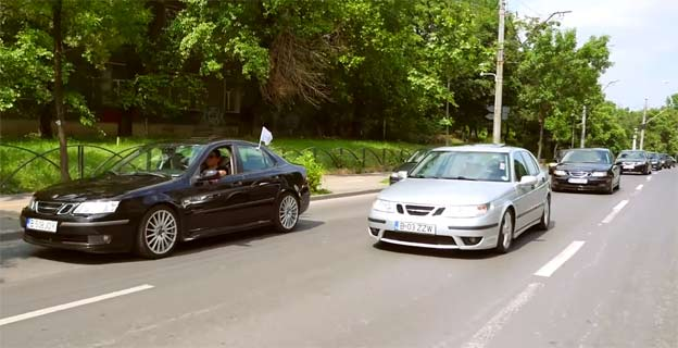 Saab Club Romania Meeting