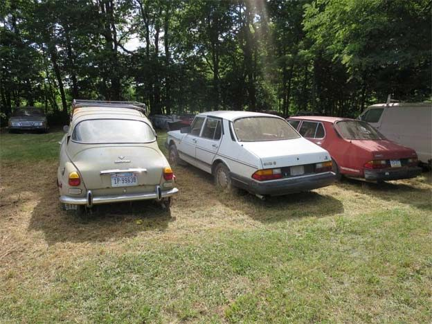 Saab Collection