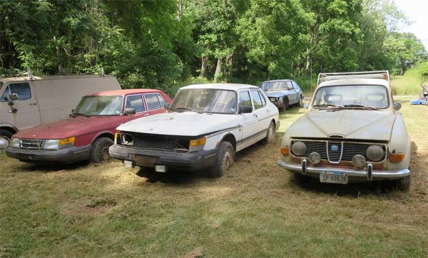 Saab collection for sale