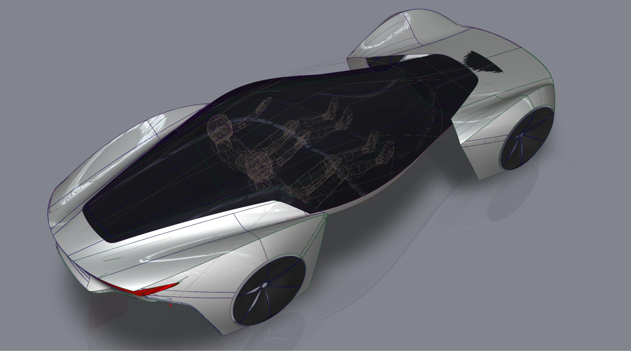 Saab Silver 01 Concept