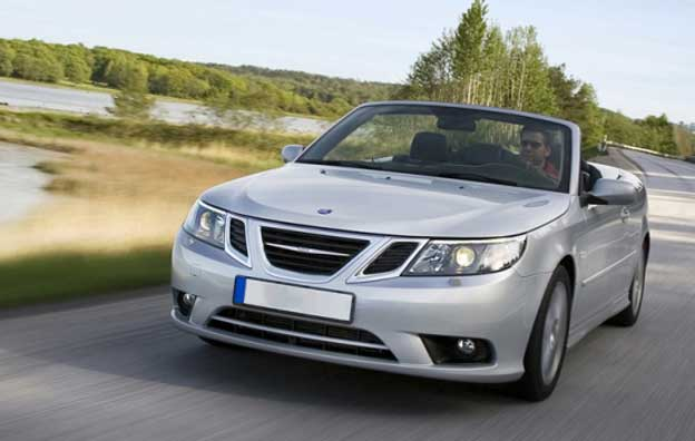 The 30th anniversary of the Saab Convertible!