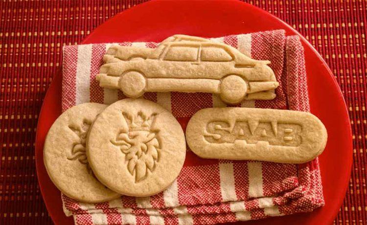Saab cookies