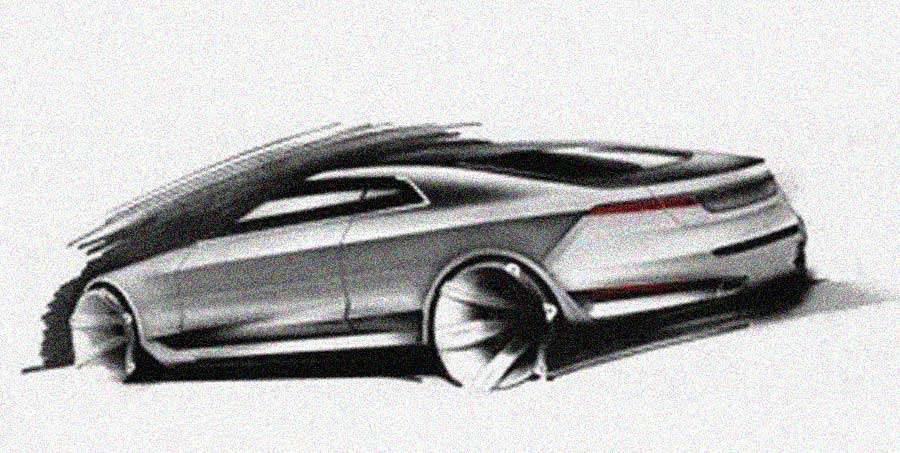 Saab Coupe Concept