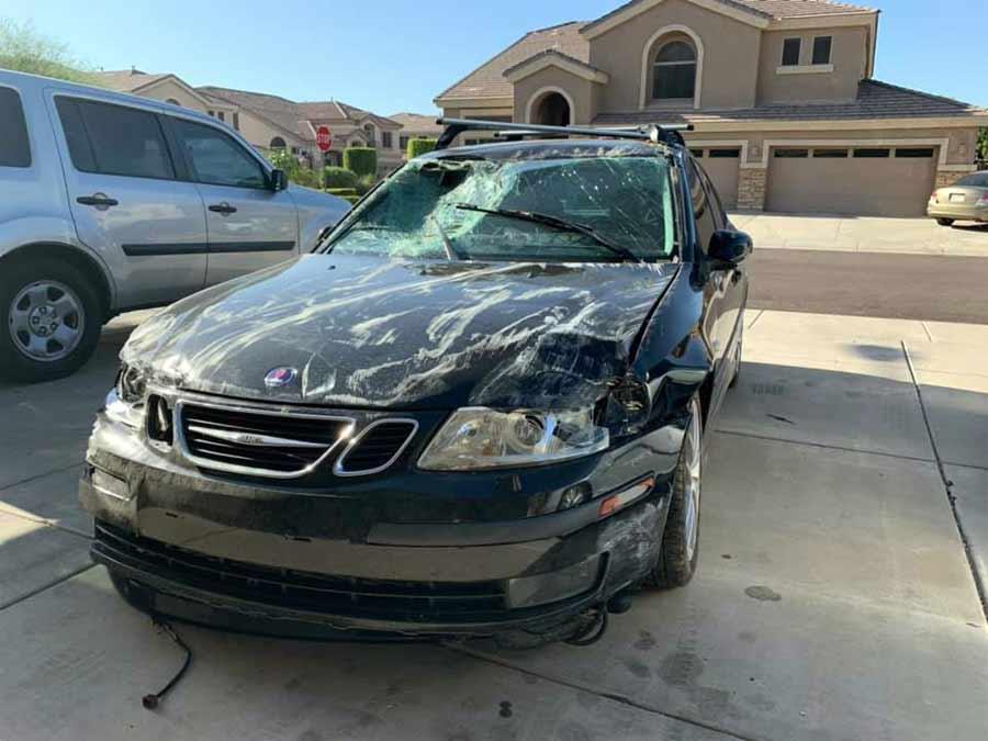 How Saab Saved Me!