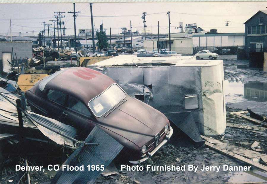Saab Denver 1965