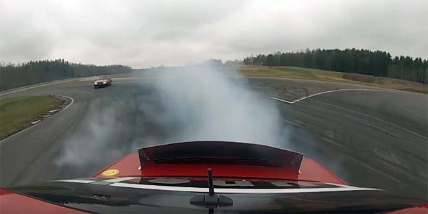Saab V8 drifter
