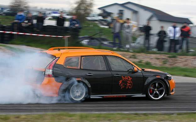 Saab RWD Drifter