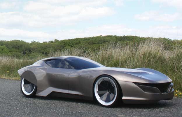Saab eco-X