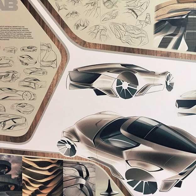 Saab Eco-x Concept