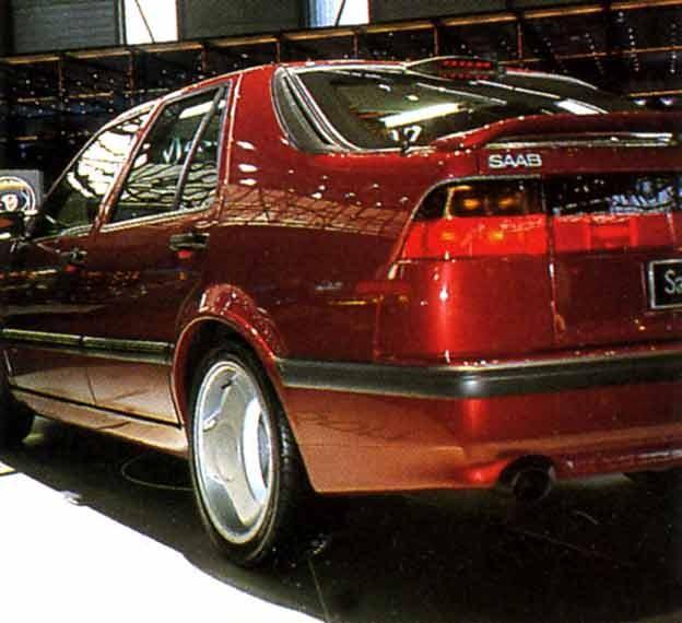 Saab Ecosport Prototype