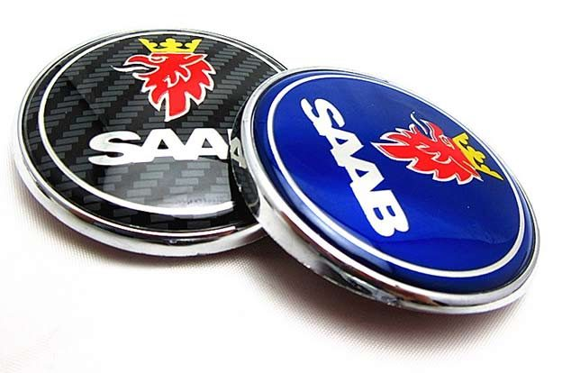 Saab Badge