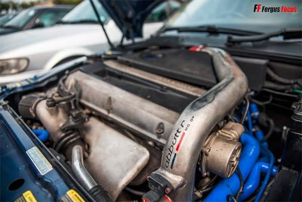 Saab engine