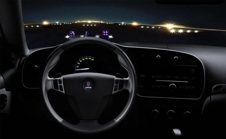 Saab Driver Alert System