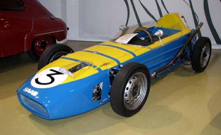 Saab formula junior no-3