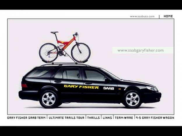 Saab 9-5 Gary Fisher Edition