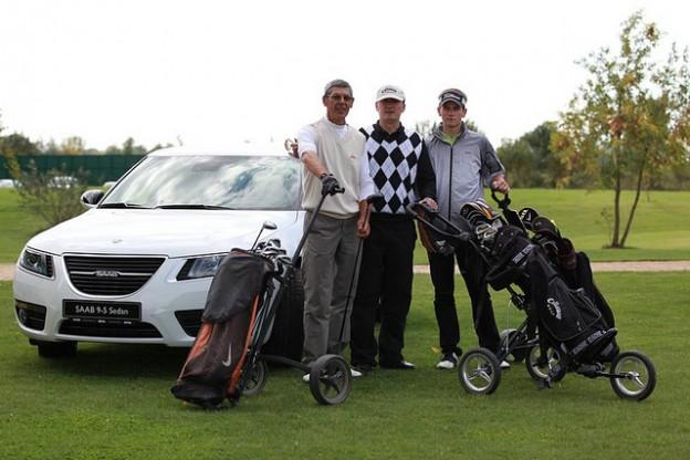 saab golf 1