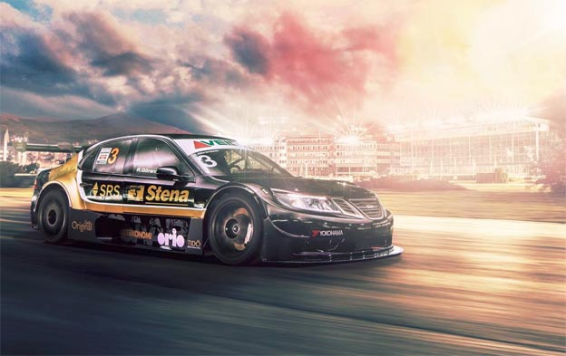 SAAB: The 2014 STCC season – by the numbers