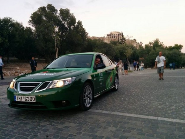 saab greece