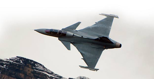 Argentina Buying SAAB Gripens? Brits Say 'No Way'