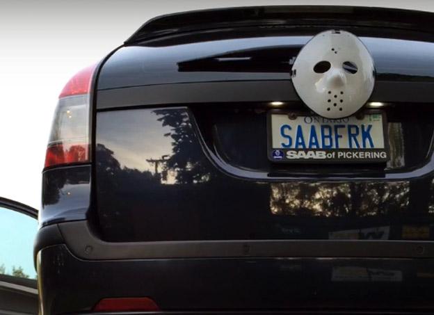 Saab Halloween