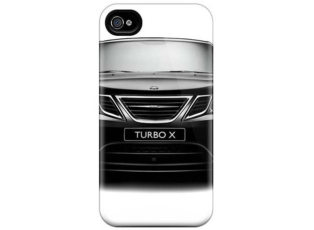 Phone Case Snap On Hard Case Cover Saab Protector For Iphone