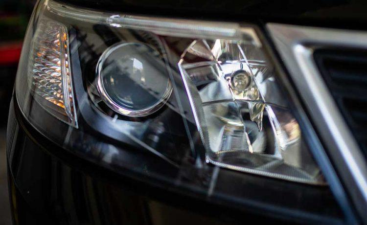 Saab Headlight Lenses