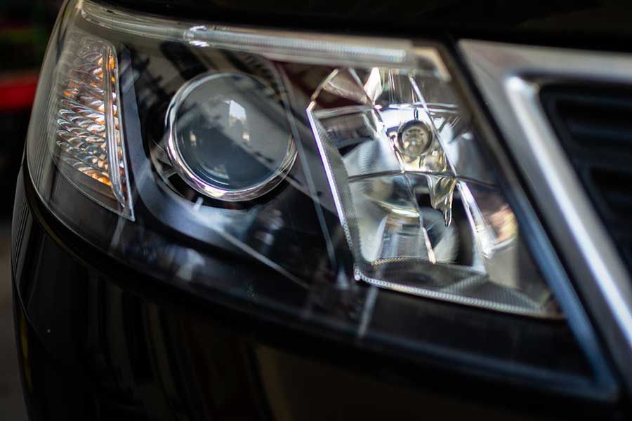 Saab Headlight Lenses