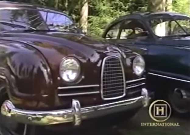 History of Swedish Automaker Saab documentary