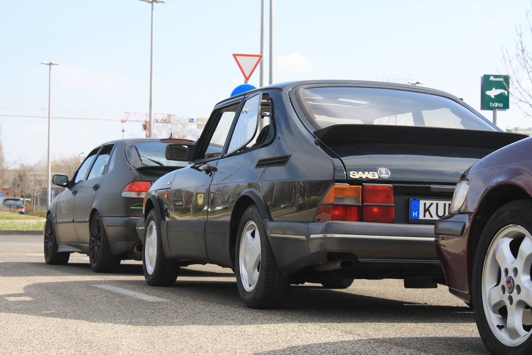 5,595 registered SAABs in Hungary