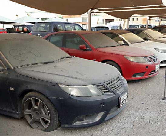 Saab Heaven in Doha, Qatar