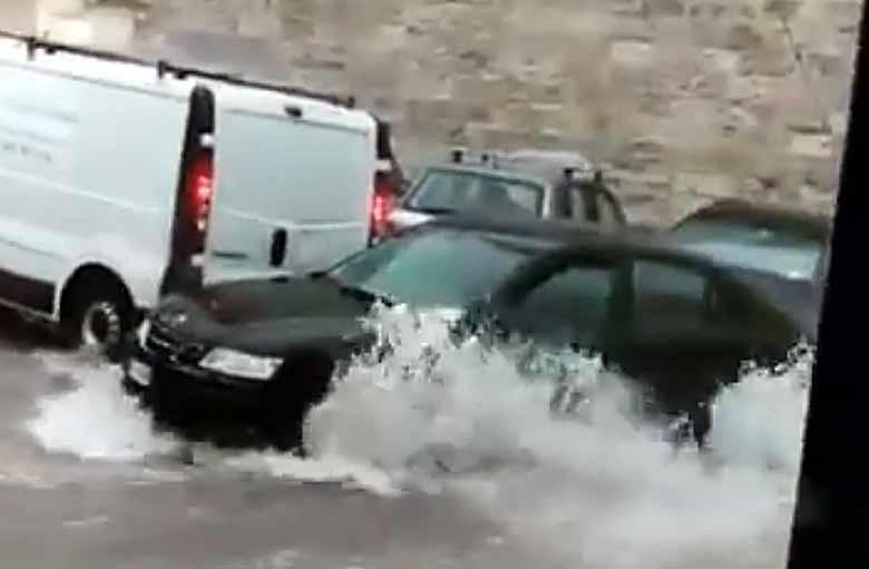 Hydrodynamic Saab