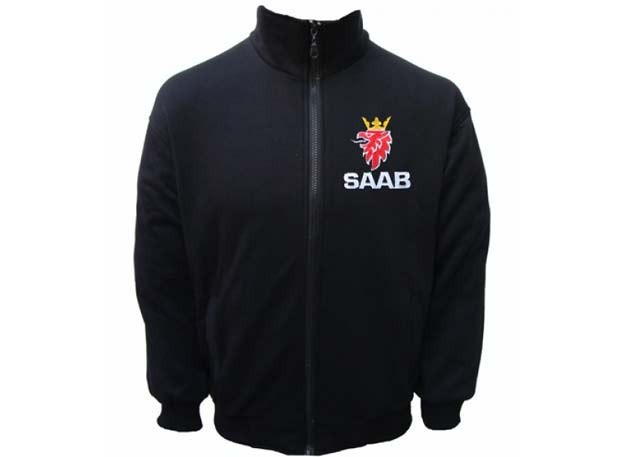 Saab Sweat Jacket