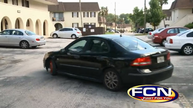 Jacksonville car dealer gives owner of Saab 9-3 refund in pennies?!