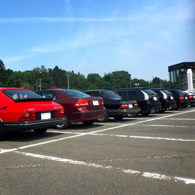 Saab Japan