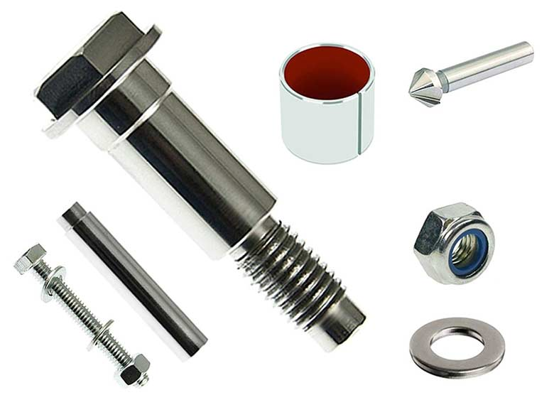 Saab 9-3 Stiff Gear Tower Turret Repair Fix Kit (6 Speed Gearbox)