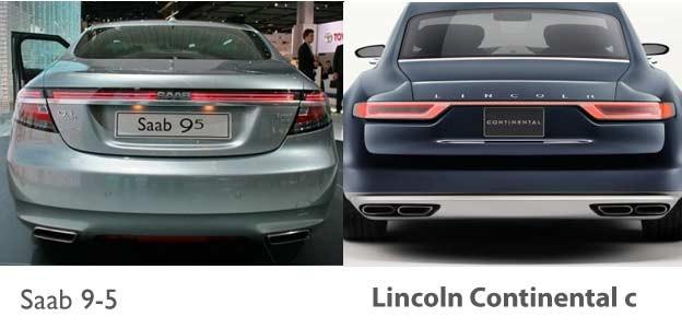 Saab Lincoln