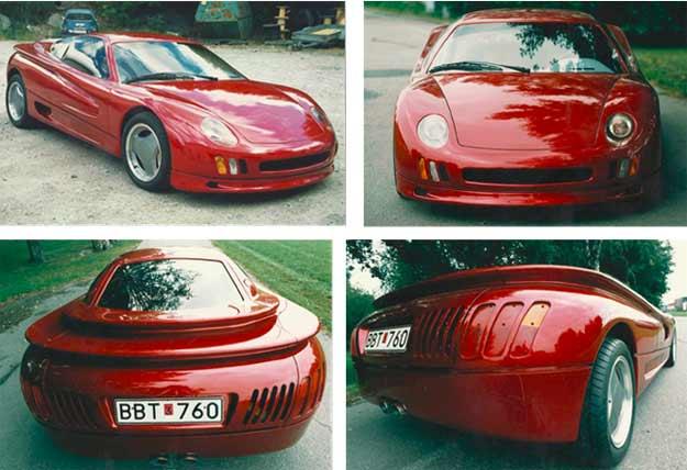 Saab Maya P1