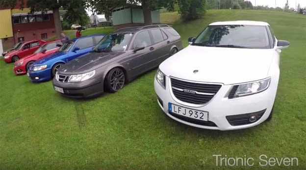 Saab Meetup Huskvarna