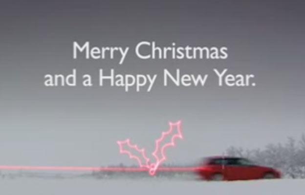 SAAB Christmas!