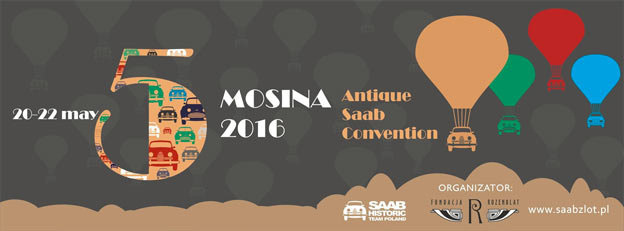 Saab Mosina Meeting 2016
